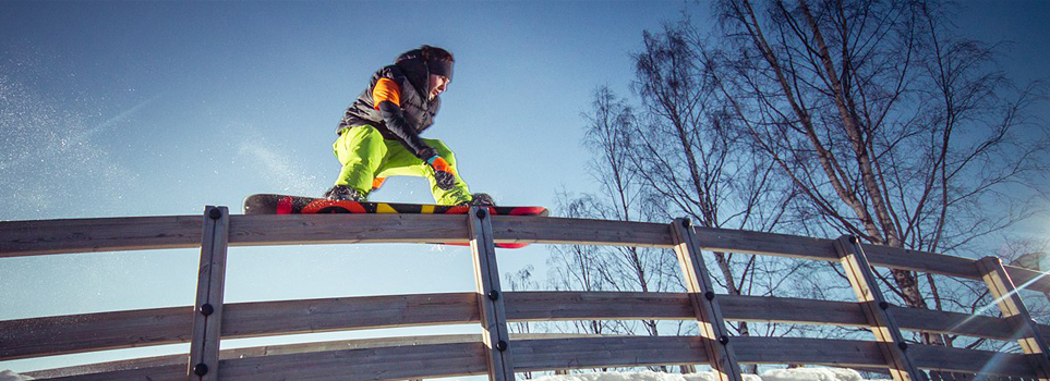 Школа сноуборда и горных лыж в Финляндии