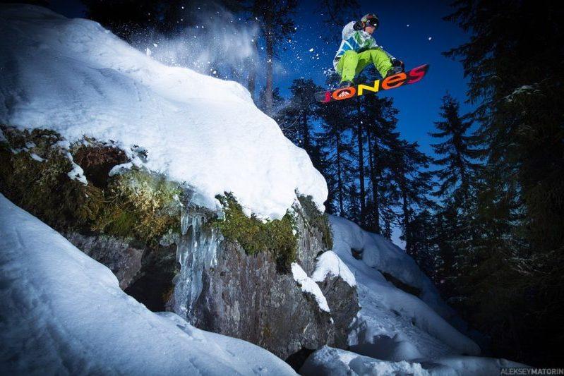 уроки сноуборда