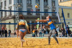 пляжный спорт день города